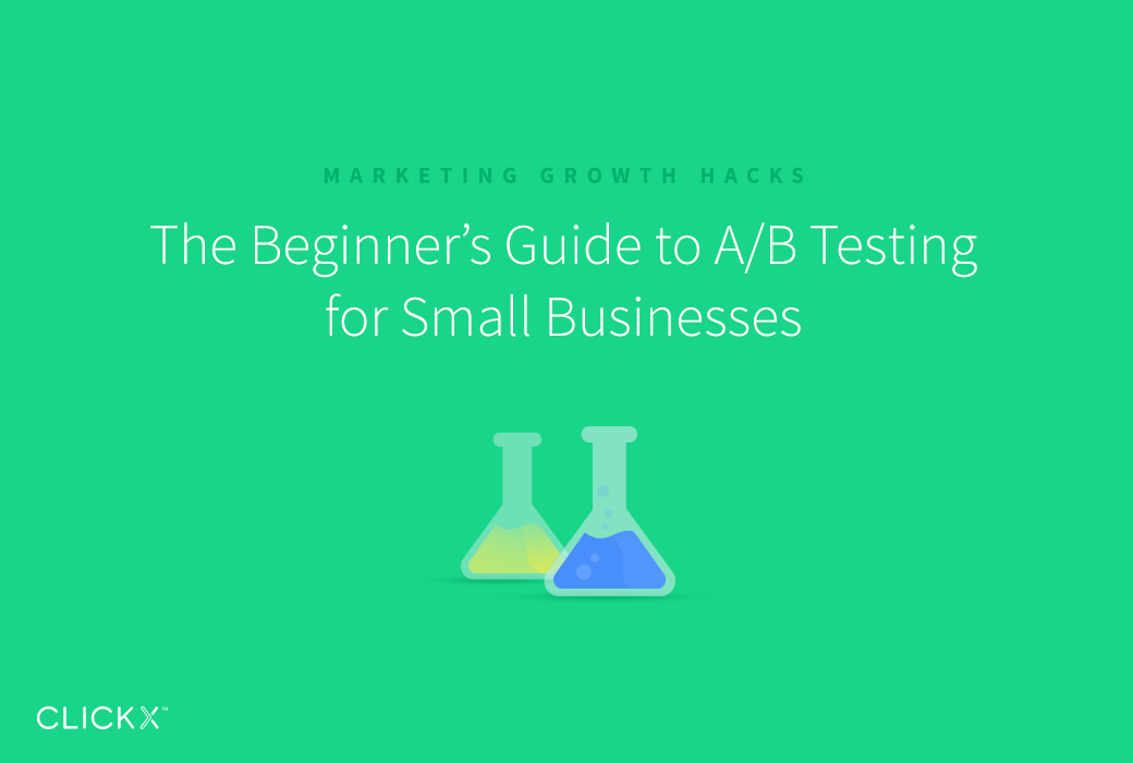 AB Testing for Small Business Marketing