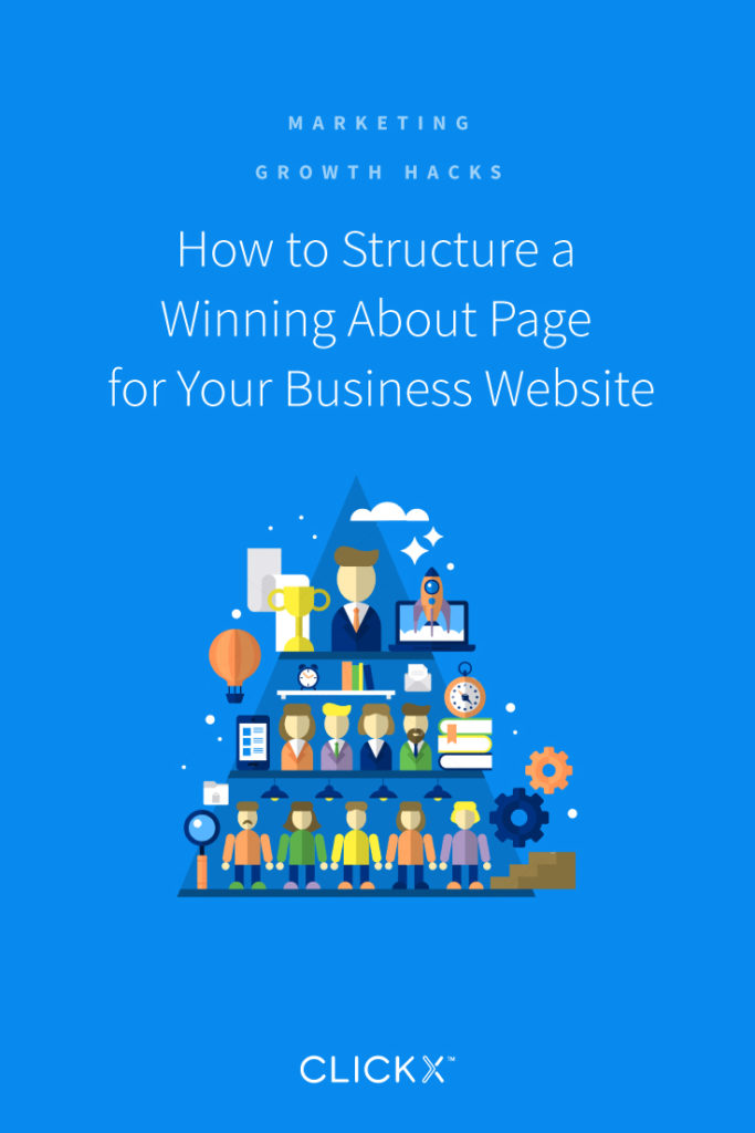 How to Structure a Winning About Page for Your Business Website